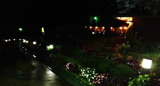 Finca Lerida : Llegando de noche