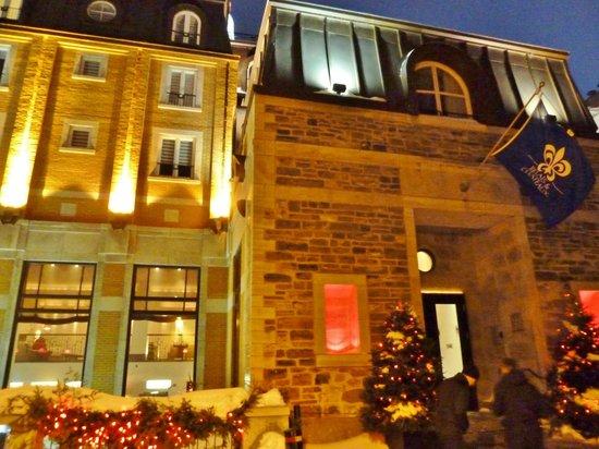 Auberge Saint-Antoine : Front of hotel