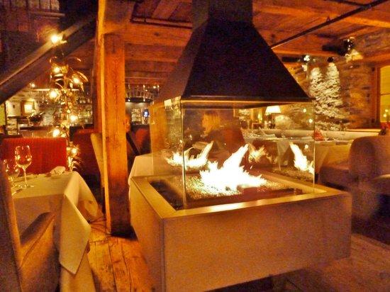 Auberge Saint-Antoine : Panache restaurant in hotel