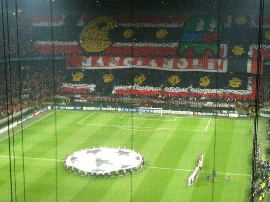 Stadio Giuseppe Meazza (San Siro) : CL Milan vs Barca