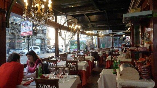 Fresh fish picture of ristorante ciao bella rome for Ristorante elle roma