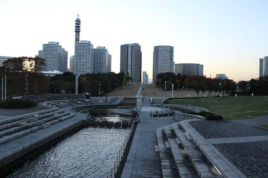 Pacifico Yokohama Seaside Park: 臨港パーク
