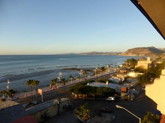 Las Gaviotas Resort: view from room