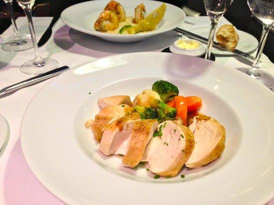 "La Cantine de Nicolai: (bland and definitely not!) ""crispy"" chicken"