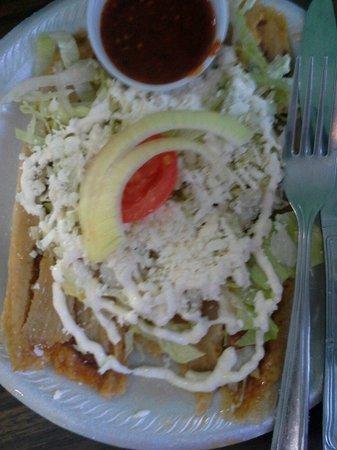 Tacos A La Mexicana