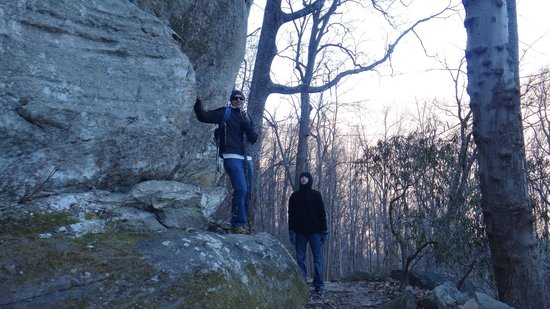 Chimney Rock State Park: Four Seasons Trail