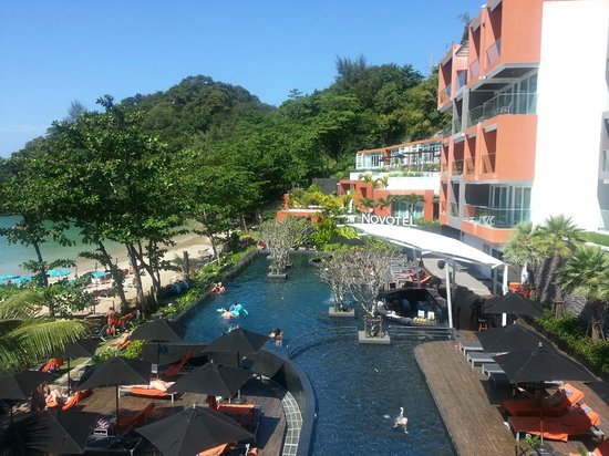 Novotel Phuket Kamala Beach Pool Area