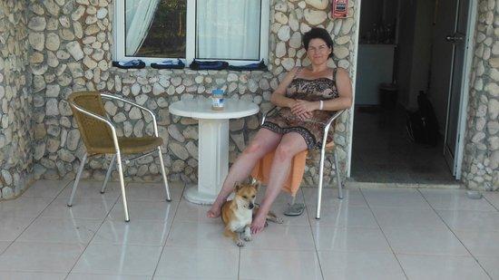 Islazul Villa Don Lino: Chico le chien à 3 pattes