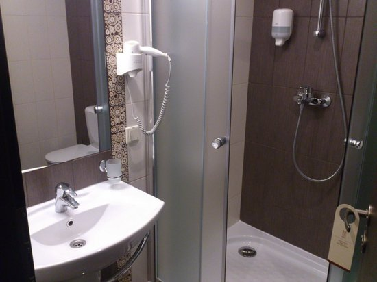 Reikartz Dnеpropetrovsk Hotel: Ванная комната
