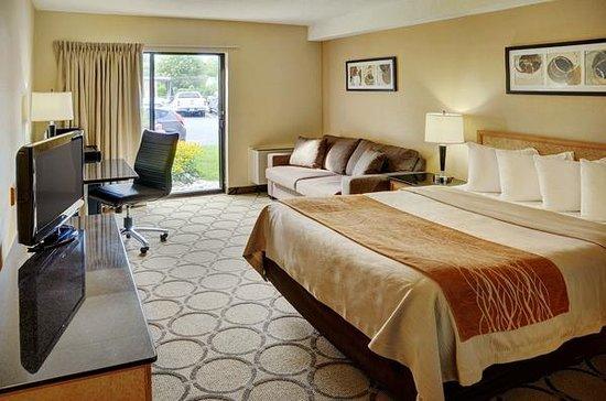 Comfort Inn - Amherst : Business Travel Made Easy