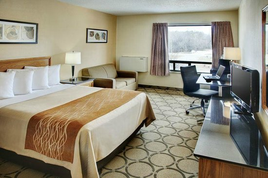 Comfort Inn - Amherst: All New Just for You!