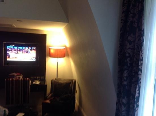 The Grosvenor Hotel: Room 619