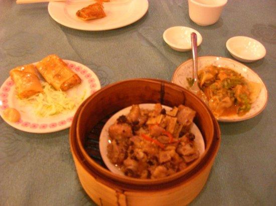 Kirin Restaurant Incorporated: 飲茶