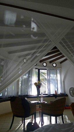 Casa de las Olas: our lovely room at Olas