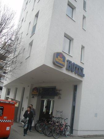 Best Western Hotel Am Spittelmarkt: Great hotel!