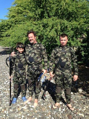 South Maui Spearfishing - Private Excursions: Father/Son Dives