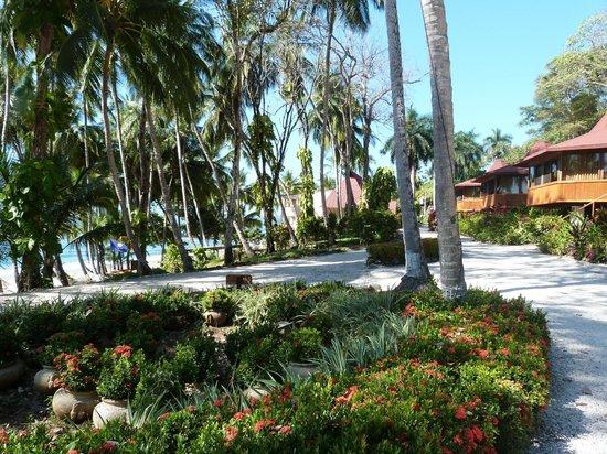 Tango Mar Beachfront Boutique Hotel & Villas : Lobby, main entrance