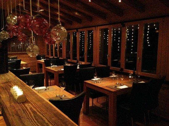 La Petite Table: Ambiance salle