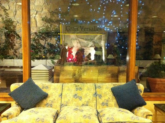 Gran Versalles Hotel : Lobby