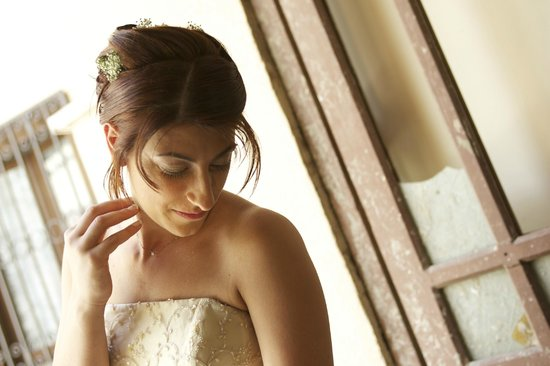 Liberty Style : Acconciatura e Trucco Sposa