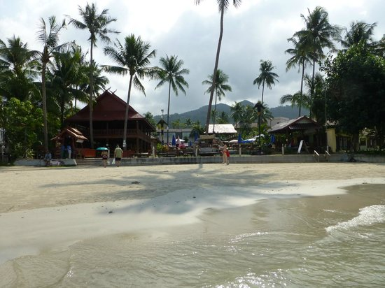 V.J. Searenity Koh Chang: Hôtel vue de la mer