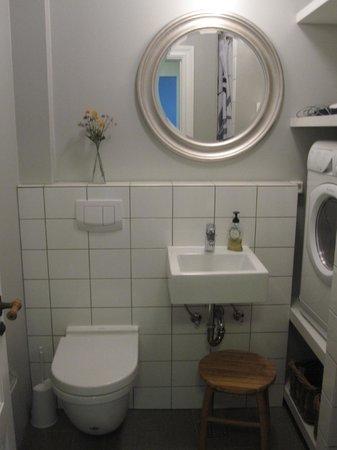 Einholt Apartments: Washroom