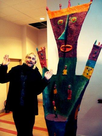 Museum Dr. Guislain: Outsider art.