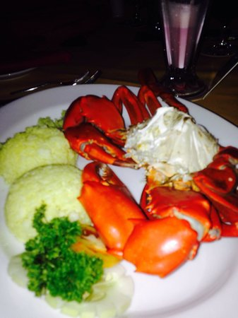 AIDA Seafood Restaurant: Mmmm