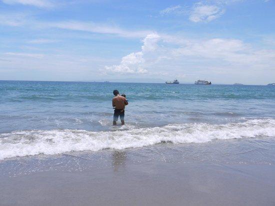 Amankila : ビーチ