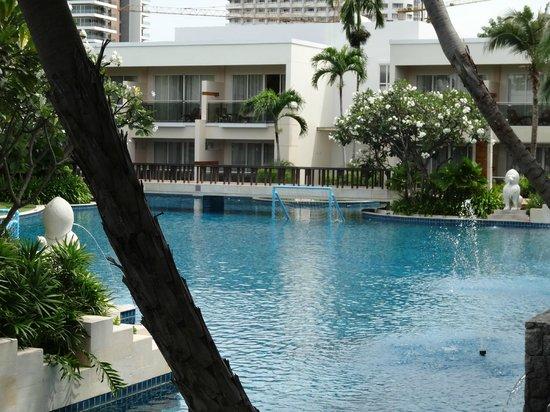 Sheraton Hua Hin Resort & Spa : Balcony view