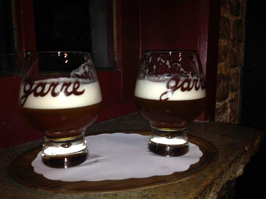 Staminee De Garre: Boa cerveja, bom lugar...