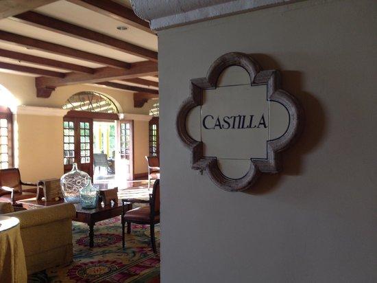 Costa Rica Marriott Hotel San Jose: Bar Las Castilla