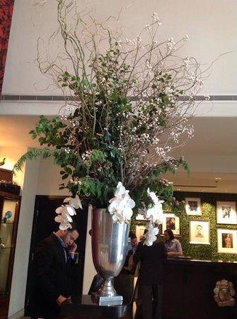 Hotel ZaZa Dallas : lobby