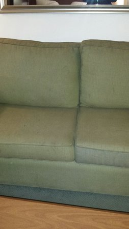 Extended Stay America - Richmond - W. Broad Street - Glenside - North: Couch