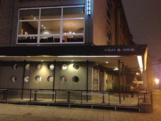 Fish & Wine: Ресторан