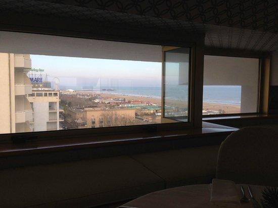 Ambasciatori Rimini : Вид с завтрака