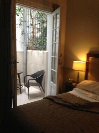 Duque Hotel Boutique & Spa: My room