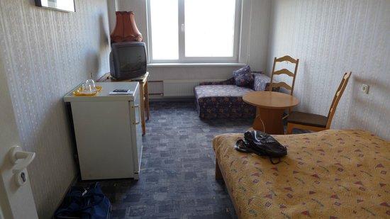 Talsi Hotel: В номере есть всё, что нужно