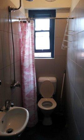 Lamrock Lodge: Banheiro