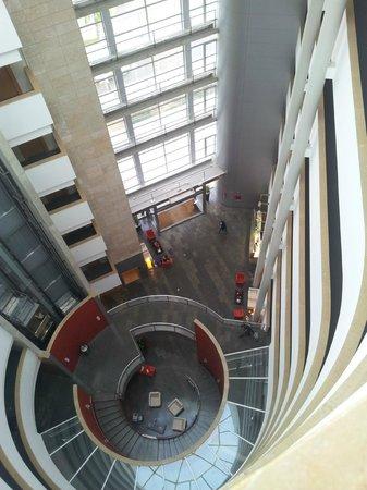 Mercure Atenea Aventura: Hall hotel