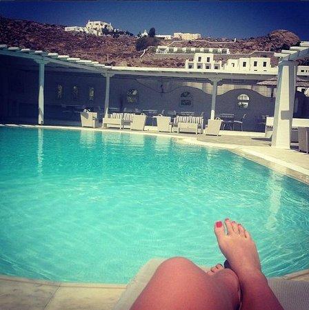 Argo Hotel Mykonos: Pool