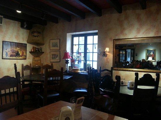 Cafe del Hidalgo: Cute little café