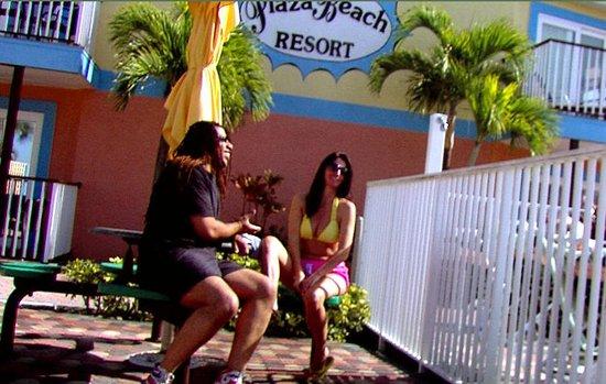 Plaza Beach Hotel - Beachfront Resort : st pete plaza resort
