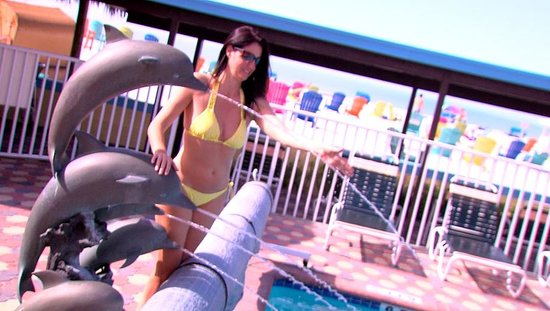 Plaza Beach Hotel - Beachfront Resort: st pete plaza resort