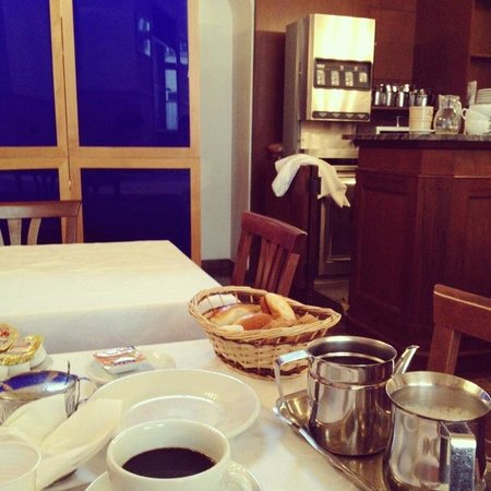 Hotel Rita Major: Petit déjeuner