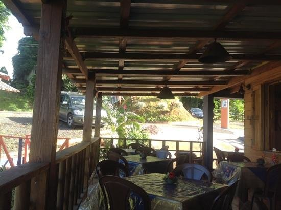 Daki&Daya: balcon terraza