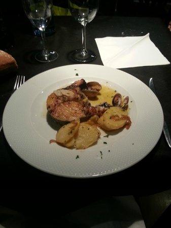La Deliciosa: plat