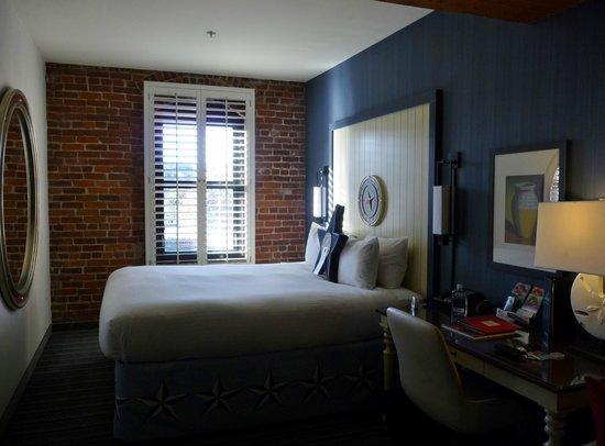 Argonaut Hotel, A Noble House Hotel: Superior rum med utsikt