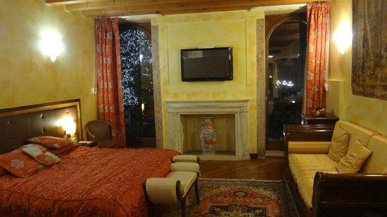 Locanda Ippopotamo: Room