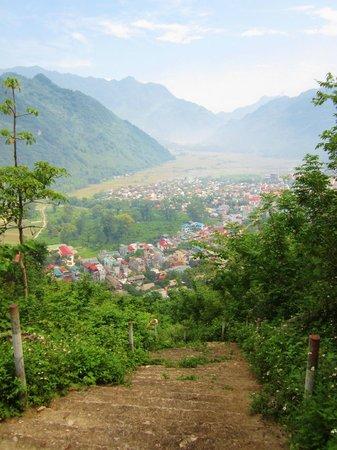 Mai Chau Nature Place: views of Mai Chau